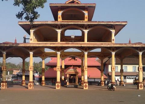 ettumanoor temple